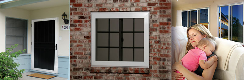 The Newest Addition To The GWS Range Of Products; Guarda™ Premium Security  Screens Feature Maximum Strength Frames That Take Protection U201cto The Maxu201d  And Are ...